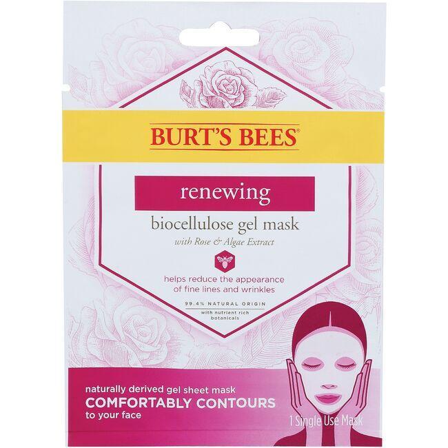 Burt's BeesBiocellulose Gel Face Mask - Renewing
