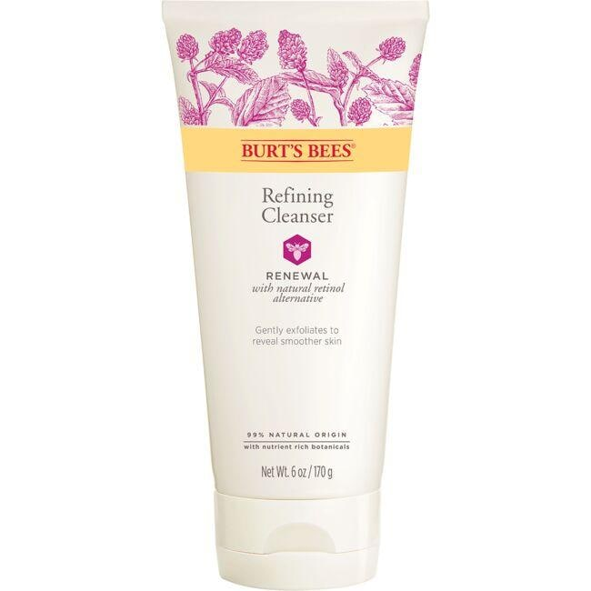 Burt's Bees Renewal Refining Cleanser