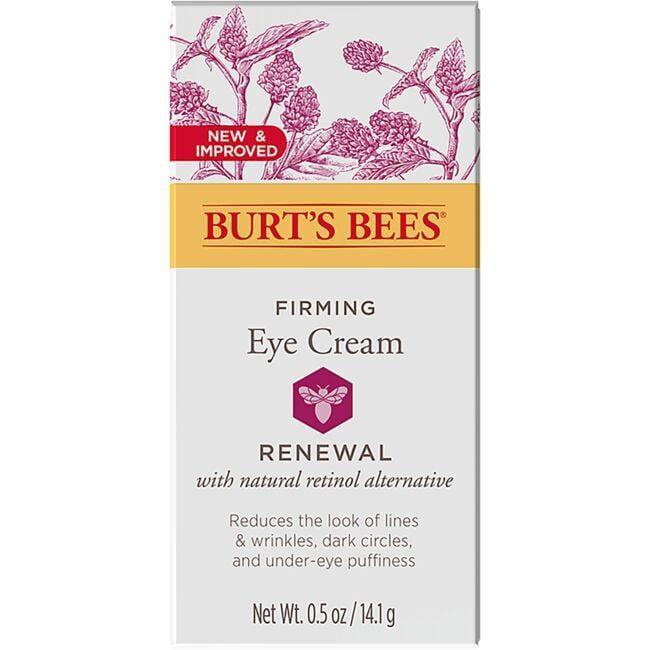 Burt's BeesRenewal Firming Eye Cream