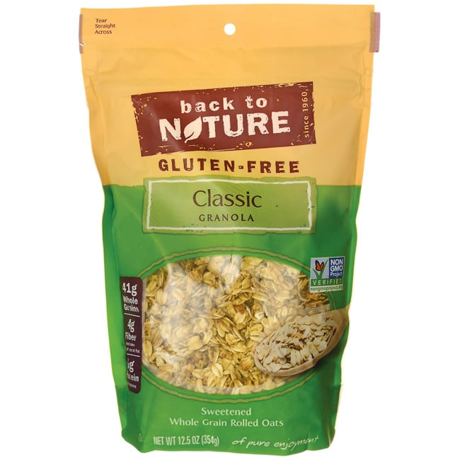 Back To Nature Classic Granola