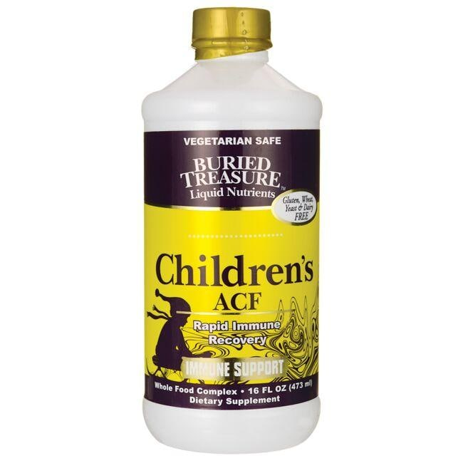 Buried Treasure Children's ACF Immune Support