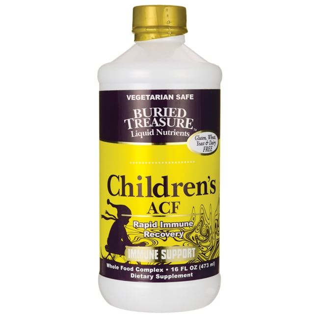 Buried TreasureChildren's ACF Immune Support