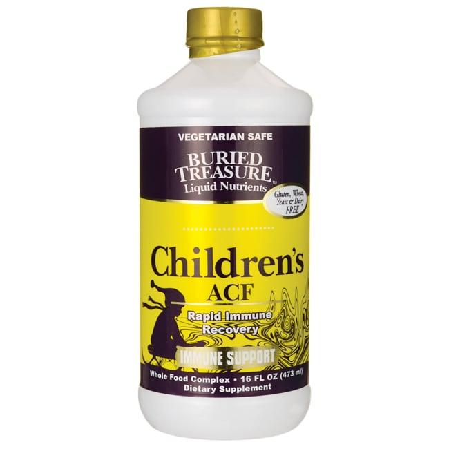 Buried Treasure Children's ACF Immune Support