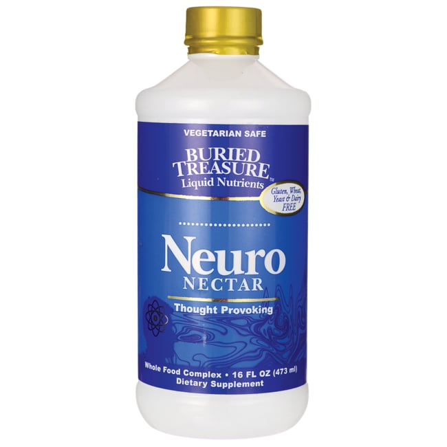 Buried TreasureNeuro Nectar