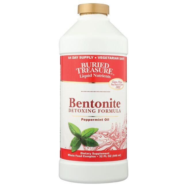 Buried Treasure Bentonite Detoxing Formula