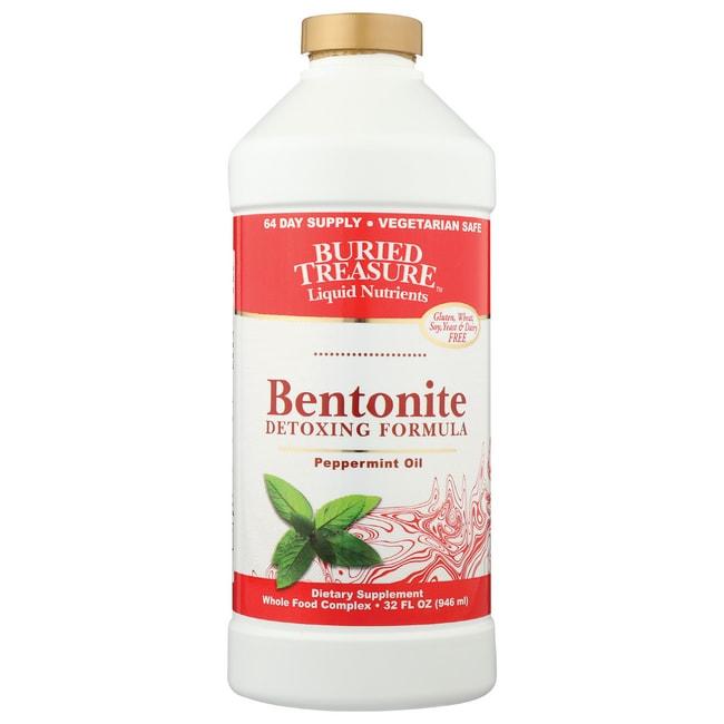Buried Treasure Bentonite Detoxing Formula