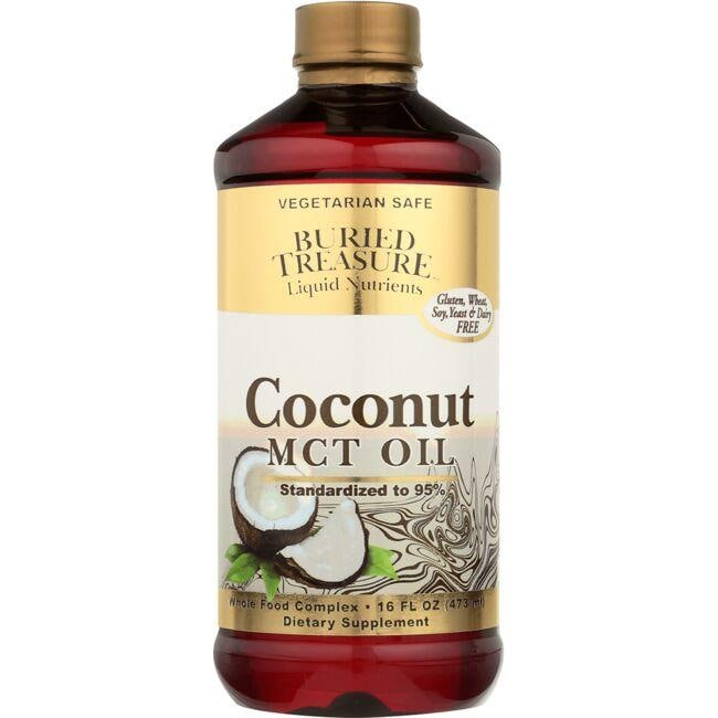 Buried TreasureCoconut Oil MCT