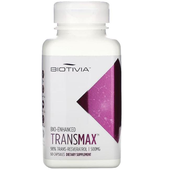 BiotiviaTransmax TR Trans-Resveratrol