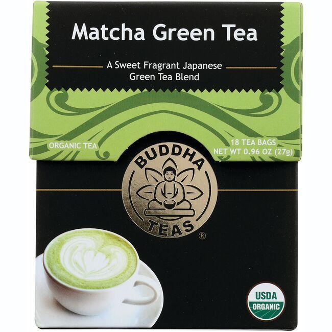 Buddha TeasMatcha Green Tea