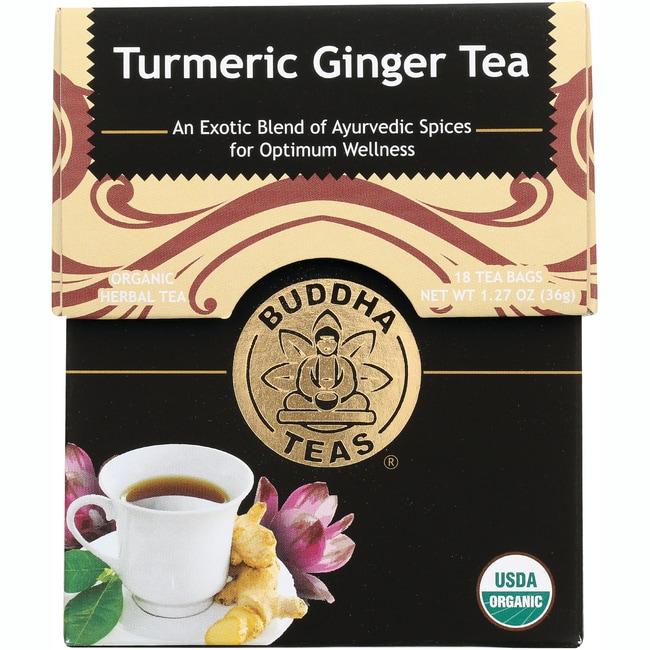 Buddha TeasTurmeric Ginger Tea