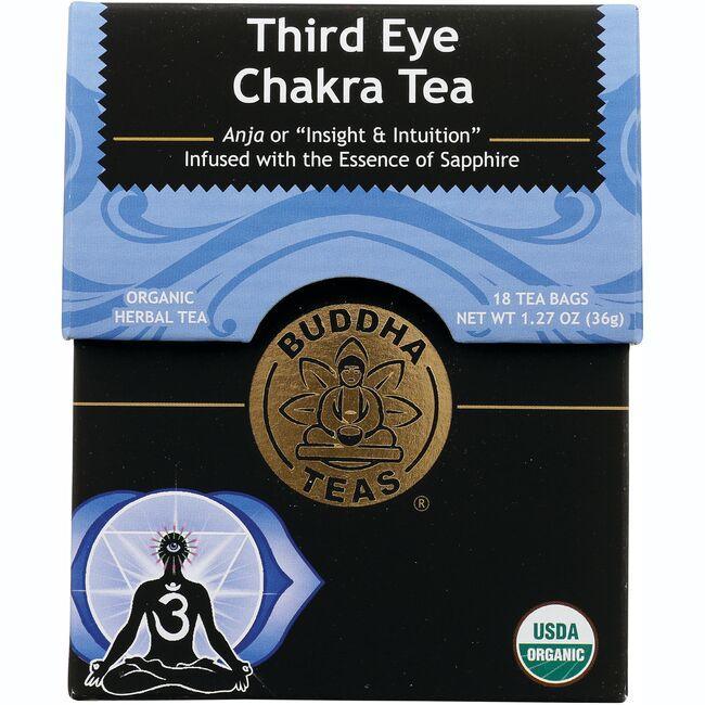 Buddha TeasThird Eye Chakra Tea