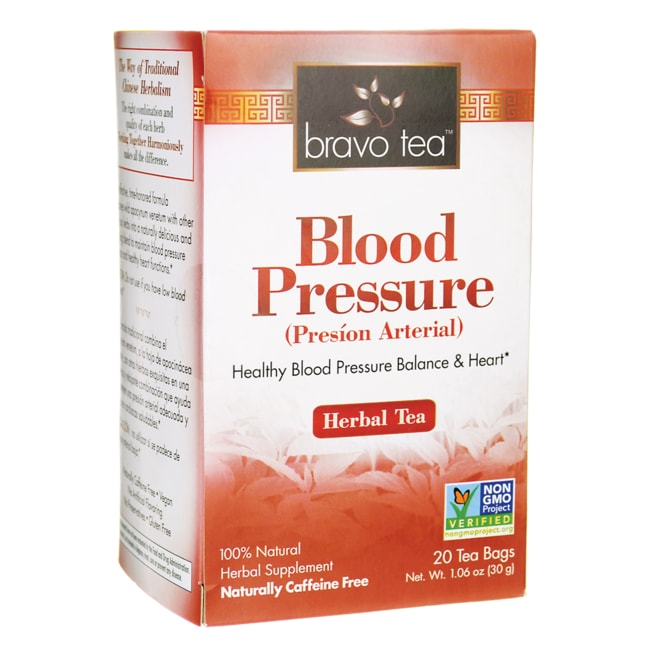 Bravo TeaBlood Pressure Tea