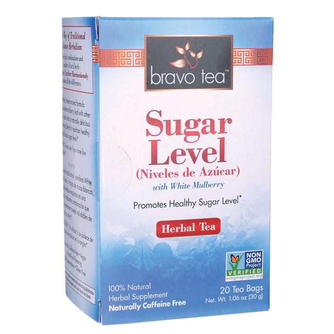 Bravo Tea Sugar Level Tea
