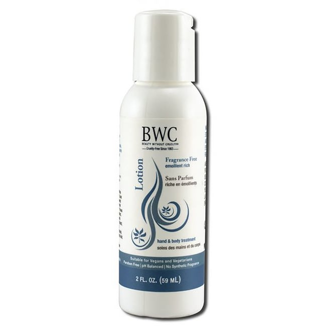 Beauty Without Cruelty Extra Rich Fragrance Free Hand And Body Lotion