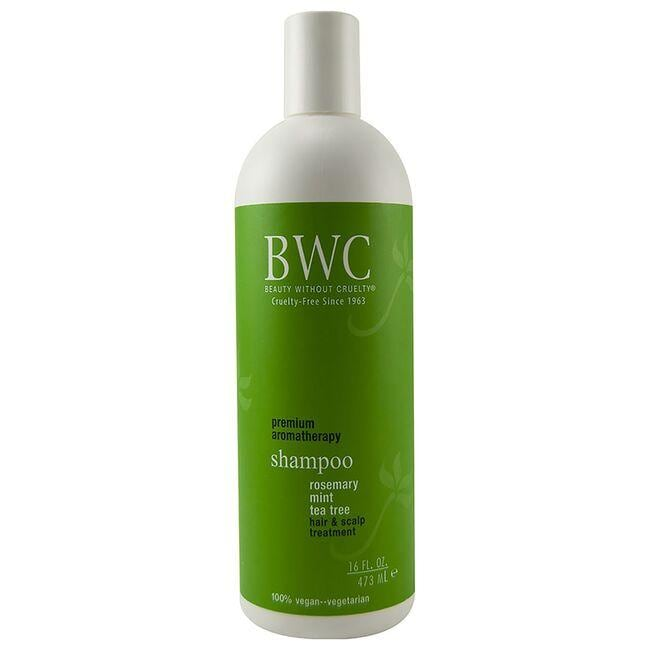 Beauty Without CrueltyRosemary Mint Tea Tree Shampoo