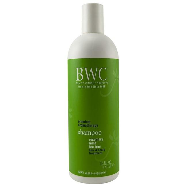 Beauty Without Cruelty Rosemary Mint Tea Tree Shampoo