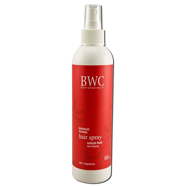 Beauty Without Cruelty Hair Spray Natural Hold