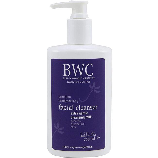 Beauty Without Cruelty Facial Cleanser Extra Gentle Cleansing Milk