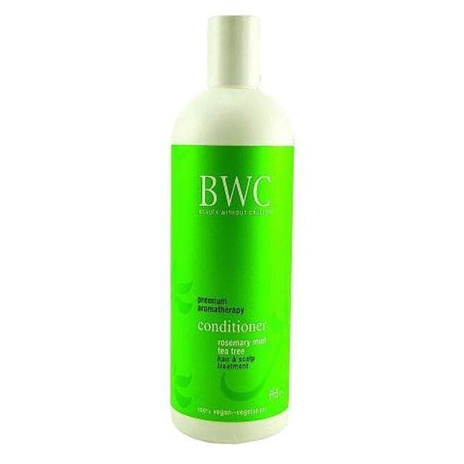 Beauty Without Cruelty Rosemary Mint Tea Tree Conditioner