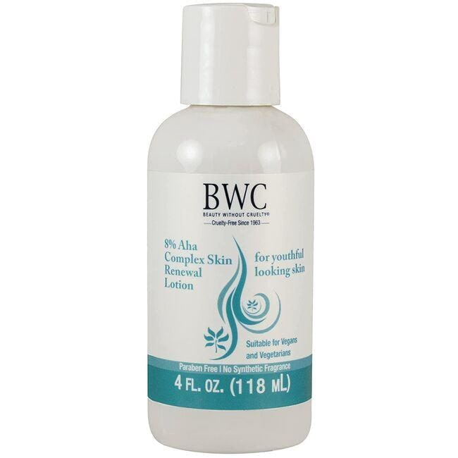 Beauty Without Cruelty Skin Renewal Lotion 8% AHA Complex