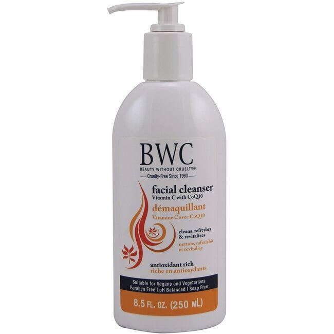 Beauty Without CrueltyVitamin C With CoQ10 Facial Cleanser