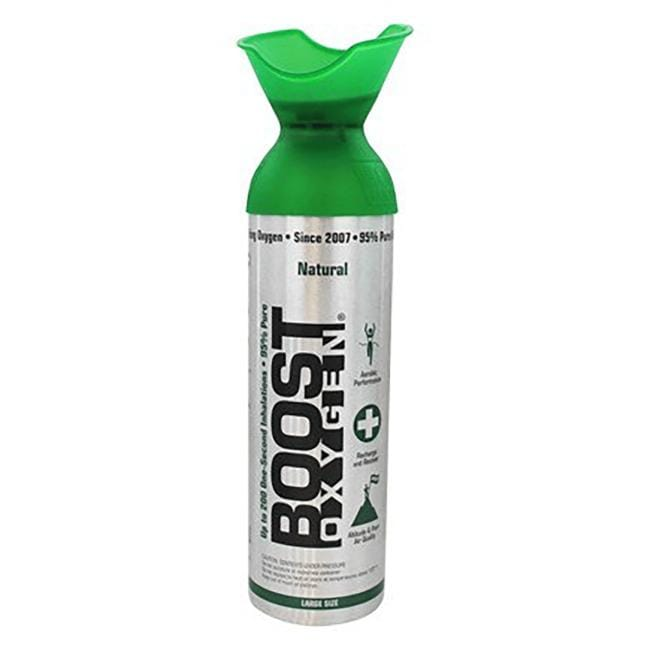 Boost Oxygen95% Pure Oxygen Natural - Large