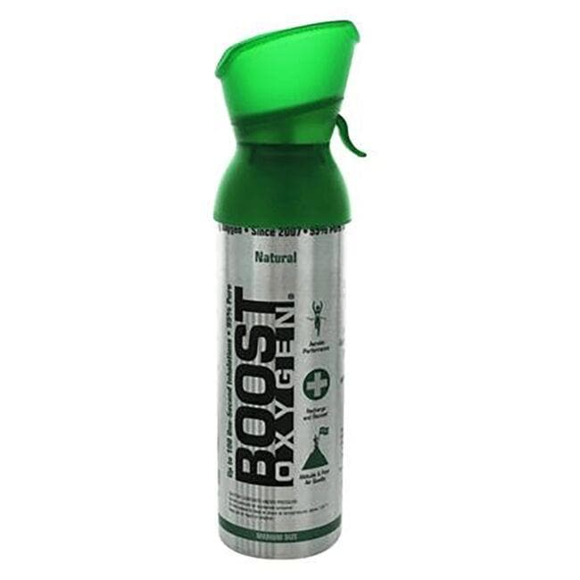 Boost Oxygen 95% Pure Oxygen Natural - Medium