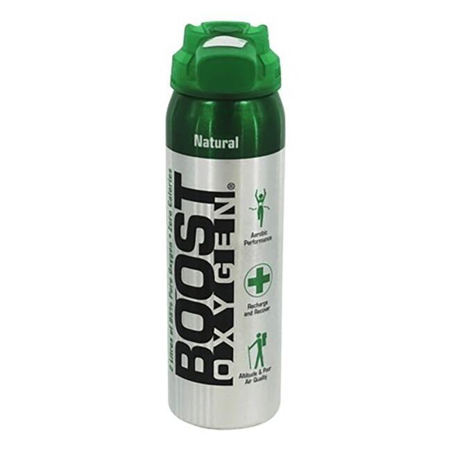 Boost Oxygen 95% Pure Oxygen Natural - Pocket Size