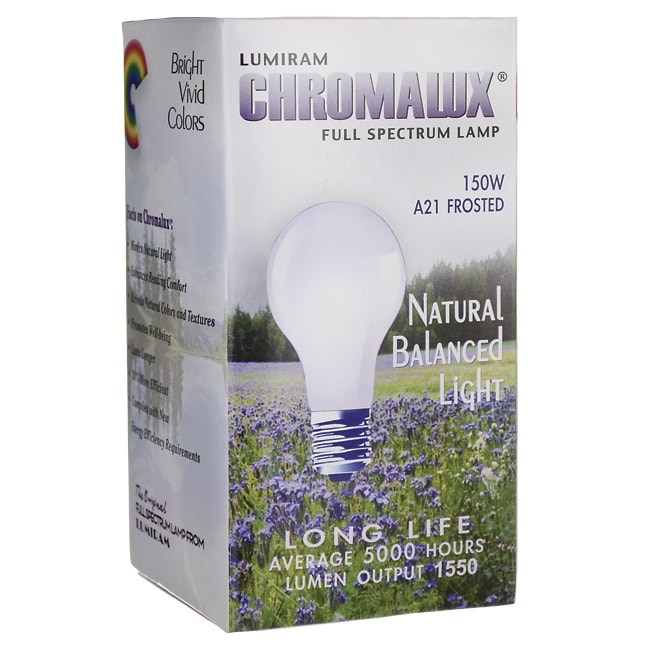 Chromalux Light Bulb
