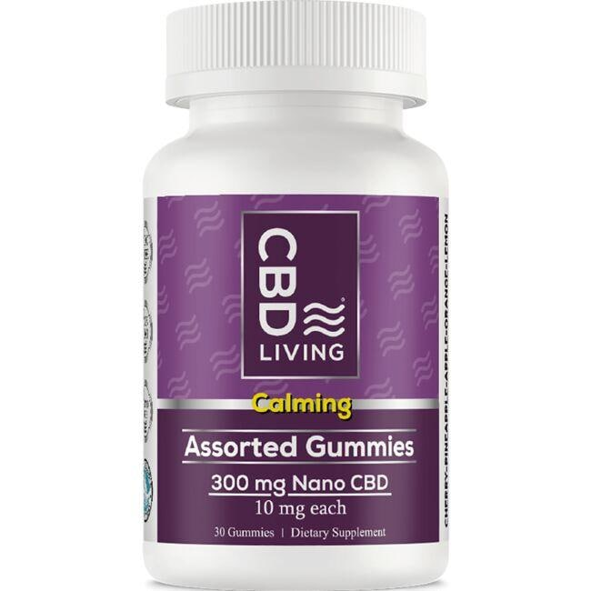 CBD LivingCBD Gummies - Assorted Gummies