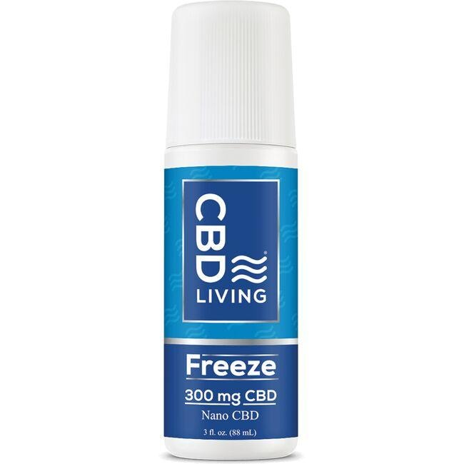 CBD LivingCBD Living Freeze