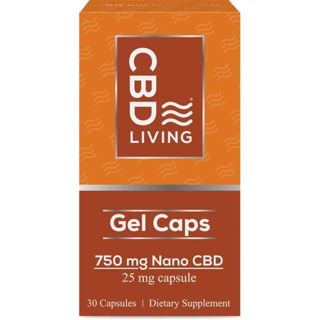 CBD LivingCBD Daily Gel Caps