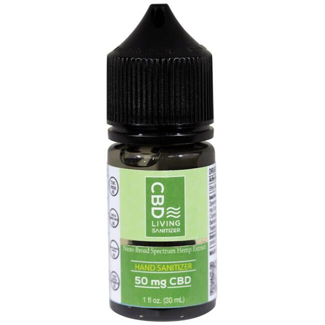 CBD Living CBD Hand Sanitizer