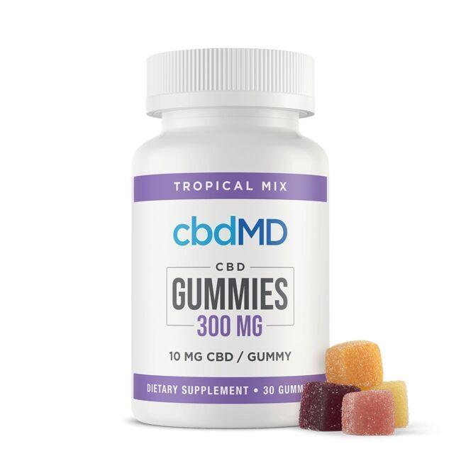 Cbd MdCBD Gummies - Tropical Mix