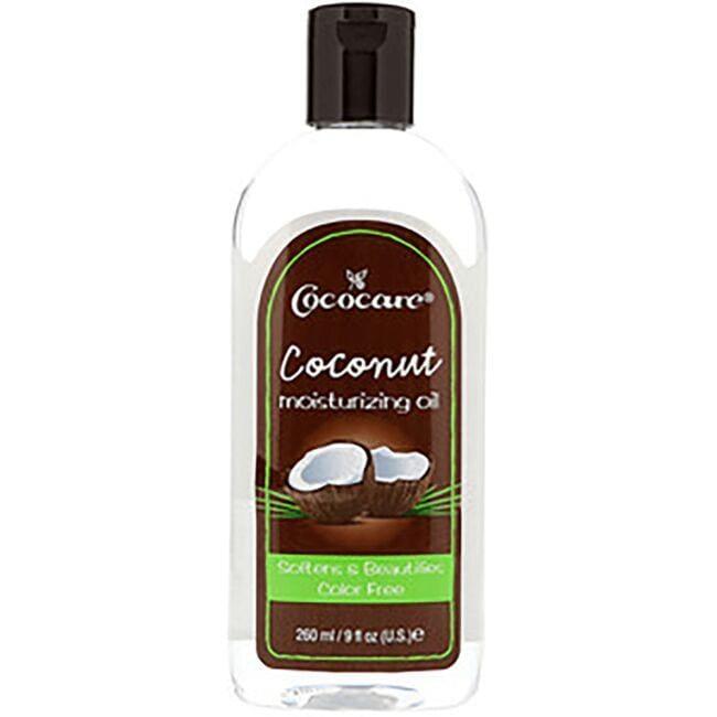 CococareCoconut Moisturizing Oil
