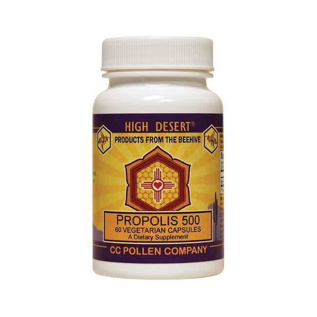 CC Pollen CompanyHigh Desert Propolis 500