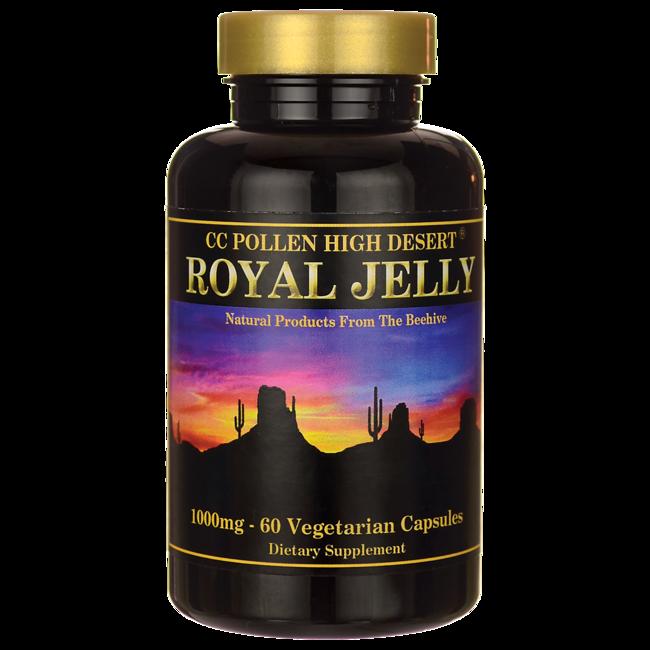 CC Pollen Company Royal Jelly