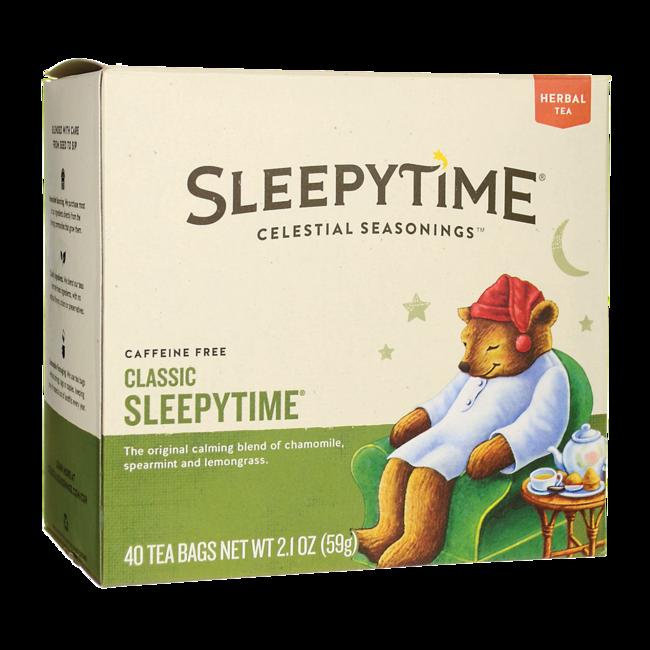 Celestial Seasonings Herbal Tea Classic Sleepytime - Caffeine Free