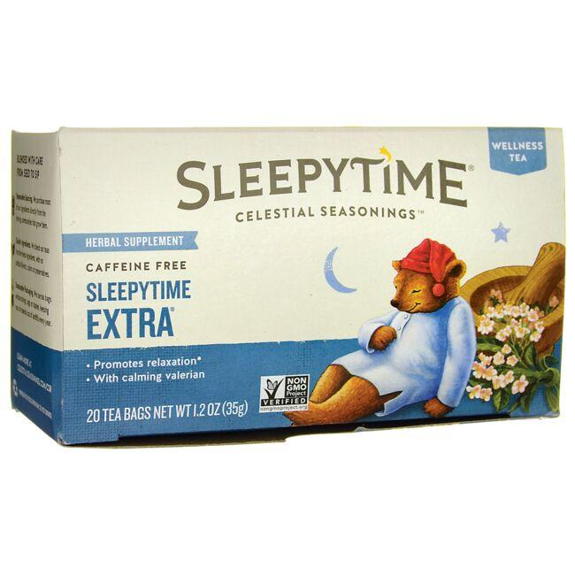 Celestial Seasonings Sleepytime Extra Tea - Caffeine Free