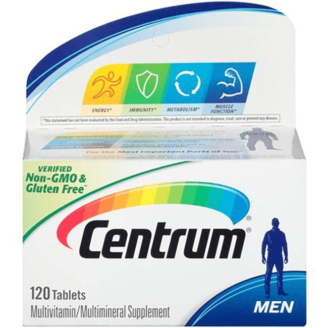 Centrum Multivitamin/Multimineral for Men