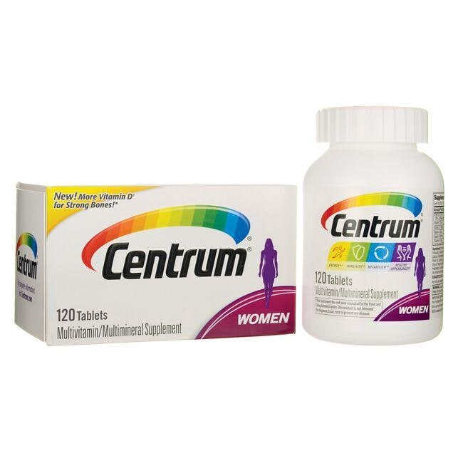 Centrum Multivitamin/Multimineral for Women