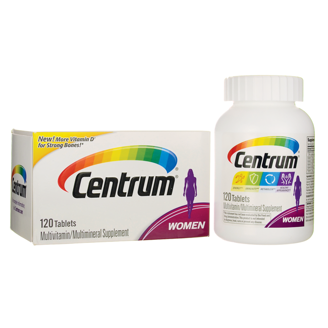CentrumMultivitamin/Multimineral for Women