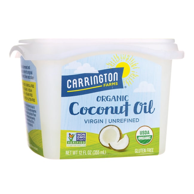 Carrington coconut oil