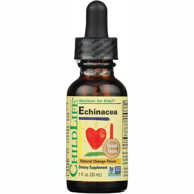 ChildLife Essentials Echinacea - Natural Orange