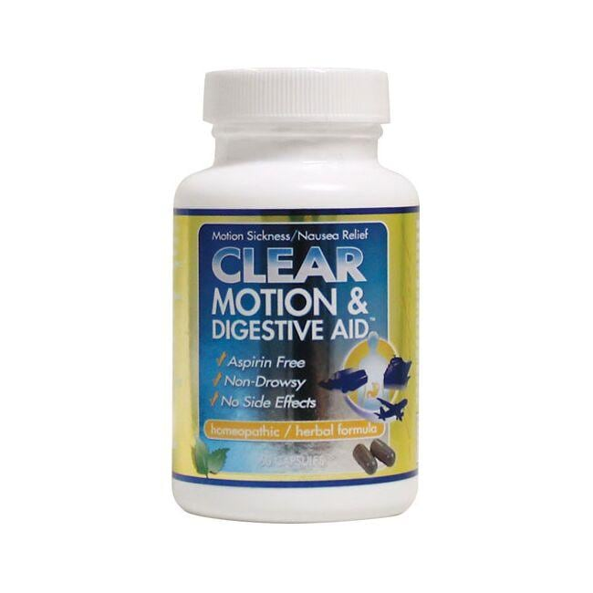 Clear Products Motion & Digestive Aid