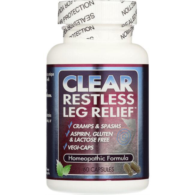 Clear Products Restless Leg Relief