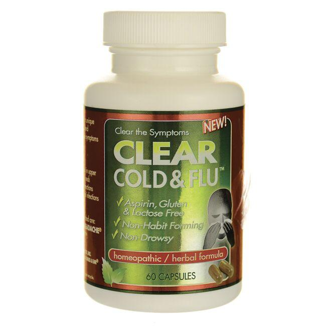 Clear ProductsClear Cold & Flu