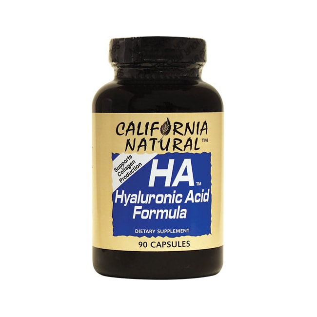 California NaturalHA Hyaluronic Acid Formula