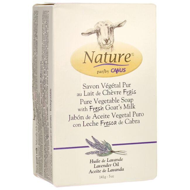 CanusAll Natural Goat's Milk Soap With Lavender Oil