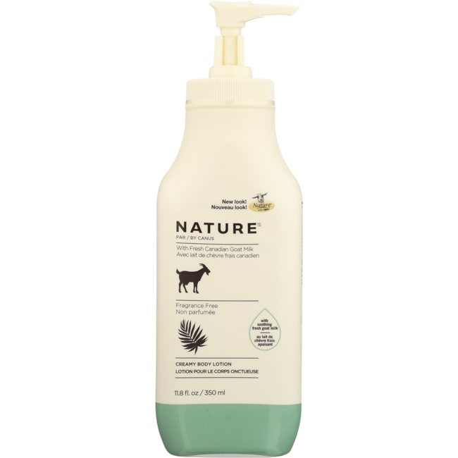 CanusMoisturizing Lotion - Fragrance Free
